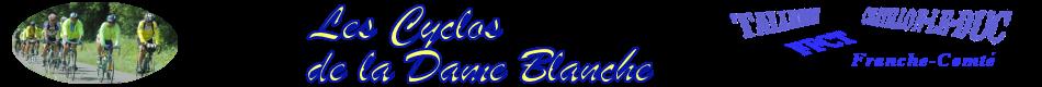 Cyclos de la Dame Blanche